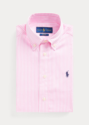 Ralph Lauren Slim Fit Striped Dress Shirt