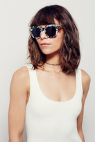 Pared Womens POOLS & PALMS SUNGLASS