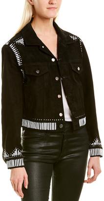 IRO August Leather Jacket