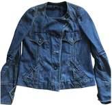 Etoile Isabel Marant Blue Denim - Jeans Leather jackets