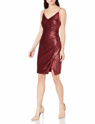ASTR the Label Women's Yours Truly Sequin Short Dress