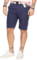 Denim & Supply Ralph Lauren Star-Print Chino Short