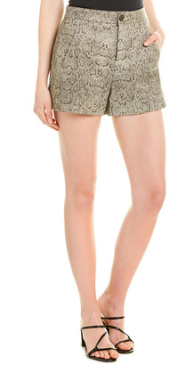 Joie Abreal Leather Short