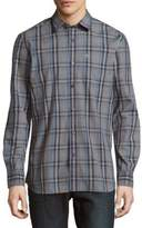 Victorinox Plaid Cotton Shirt