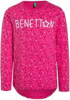 Benetton Long sleeved top pink