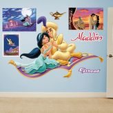 Fathead Disney's Aladdin & Jasmine Magic Carpet Wall Decals by