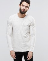 Only & Sons Knitted Jumper With Fleck