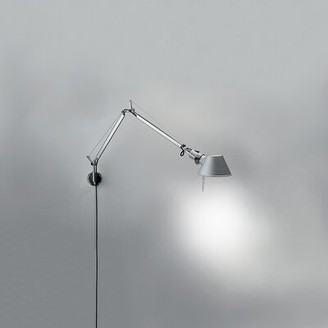 Artemide Tolomeo 1-Light LED Plug-In Swing Arm Lamp