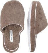 Laura Ashley Pillow Wedge Stitch Slippers