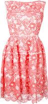 Talbot Runhof Locomotion dress - women - Polyester/Acetate/Cupro - 34