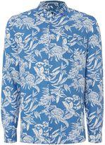 Howick Summerside Print Long Sleeve Shirt