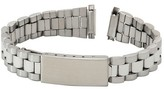 Speidel Express Metal Buckle Replacement Watchband Fits 11 to 14mm - Silver