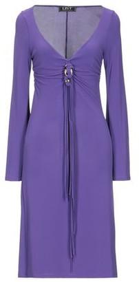List Knee-length dress