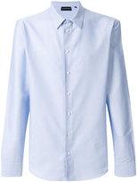 Emporio Armani classic long-sleeved shirt