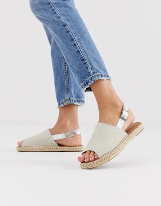Toms espadrille slingback sandals