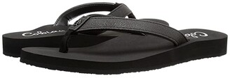 Cobian Skinny Bounce (Black) Women's Sandals
