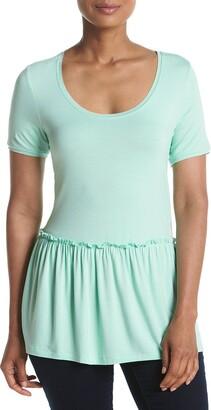 G.H. Bass & Co. Women's Light Weight Viscose Spandex Top