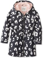 French Connection Girls Hooded Coat Black