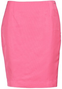 La City JUPE2D6 women's Skirt in Pink