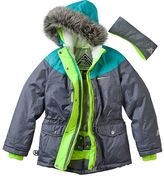 ZeroXposur Girls 7-16 Selena Hooded Snowboard Jacket