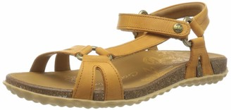 Panama Jack Women's Caribena Basics Ankle Strap Sandals