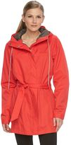 Columbia Women's Spring Run Hooded Trench Jacket