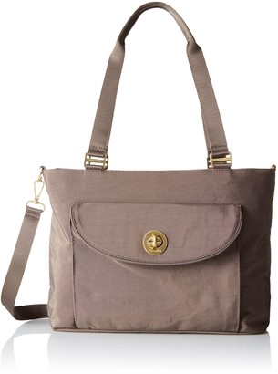 Baggallini Women's La Paz Tote-Gold Hardware Shoulder Handbag