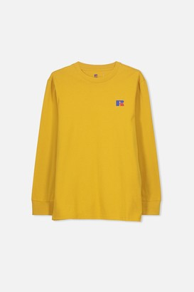 Cotton On Russell Long Sleeve Tee