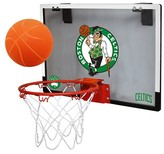 NBA Boston Celtics Rawlings Polycarbonate Over-The-Door Mini Hoop