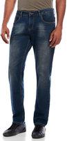 Ringspun Stretch Denim Tapered Jeans