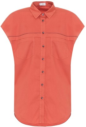 Brunello Cucinelli Exclusive to Mytheresa a Cotton shirt