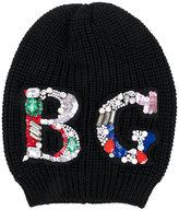 Blugirl embellished beanie