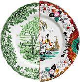Seletti Hybrid Ipazia Bone China Dinner Plate
