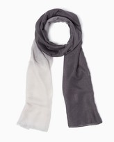 Charming charlie Glittering Ombre Scarf