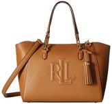 Lauren Ralph Lauren Anstey Stefanie Satchel Satchel Handbags