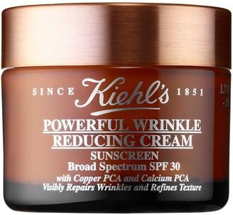 Kiehl's Powerful Wrinkle Reducing Cream Sunscreen Broad Spectrum SPF 30