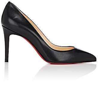 Christian Louboutin Women's Pigalle Nappa Leather Pumps - Black