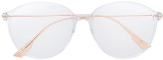 Christian Dior SightO2 round-frame glasses