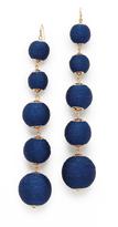 Shashi Lydia Ball Earrings
