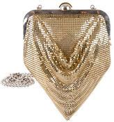 Dolce & Gabbana Metallic Mesh Crossbody Bag