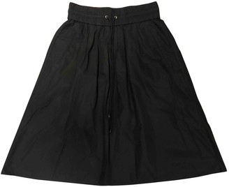 Rag & Bone Black Cotton Skirt for Women
