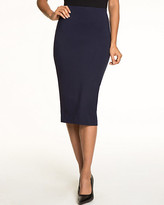 Le Château Knit Midi Pencil Skirt