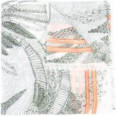 Barbara Bui printed scarf