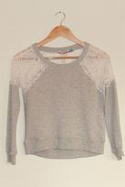 Vintage Havana Lace Sweatshirt