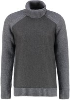 French Connection Melton Jumper Charcoal