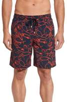 Vilebrequin Men's Okoa Shellfish Swim Trunks
