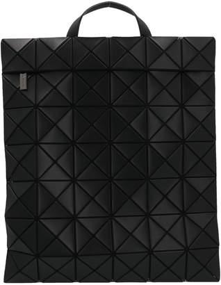 Bao Bao Issey Miyake Geometric Pattern Flat Backpack