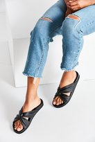 Urban Outfitters Supple Leather Twist Slide
