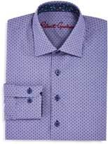Robert Graham Boys' Dotted Dress Shirt
