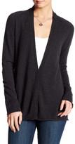Inhabit V-Neck Long Sleeve Cashmere Cardigan